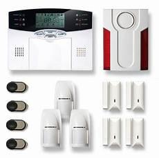 kit alarme de maison sans fil pas cher comptabile box