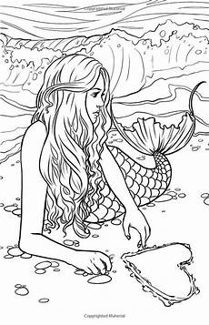 45 free printable coloring pages to mermaid