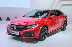 2017 Honda Civic On Sale In March Priced From 163 18 235