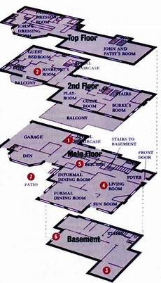 jonbenet ramsey house floor plan pin on jonben 233 t