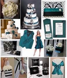Teal And Ivory Wedding Ideas teal black ivory wedding ideas teal