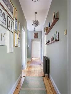 Hallway Ideas Photos With Green Walls