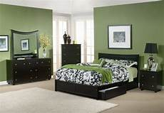 modern green bedroom with black furniture picture green bedroom paint bedroom wall colors
