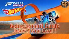 Forza Horizon 3 Wheels Joker Card