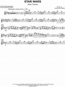star wars main theme alto sax sheet music from star wars saxy music pinterest alto sax