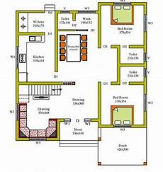three bedroom house plan in kerala free kerala house plan for spacious 3 bedroom home free