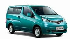 Nissan Evalia 2012 2014 Price Gst Rates Images