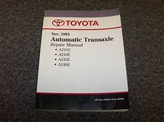automotive service manuals 1996 toyota celica auto manual 1994 1995 1996 toyota celica st a246e transmission shop service repair manual ebay