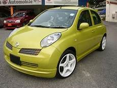 Smallboyy 2004 Nissan Micra Specs Photos Modification