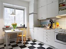 kitchen and floor decor the appeal of checkerboard floors