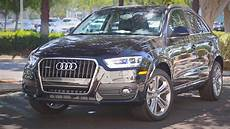 audi q3 zubehör 2015 audi q3 review and road test