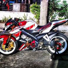 Vixion Fighter by Modifikasi New Vixion Fighter Minimalis