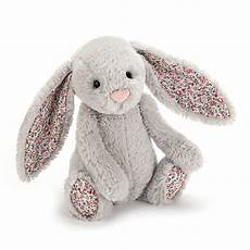 Buy Blossom Silver Bunny At Jellycat