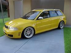 Audi Rs4 Gelbe 19 Zoll Bbs Felgen Ottomobile Modellauto 1