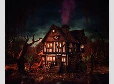 hocus pocus cottage cake_image