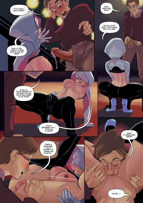 Spider Gwen Sex