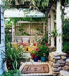 gartengestaltung schattige plätze create a shaded seating area in the garden interior
