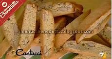 Cantucci Di Benedetta Parodi | cantucci la ricetta di benedetta parodi