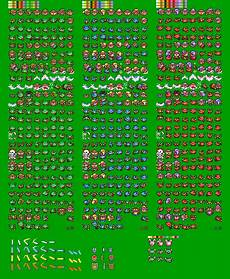 snes the legend of a link to the past link parts the spriters resource