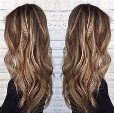 caramel braune haare 20 atemberaubende braune haare mit blonden str 228 hnen