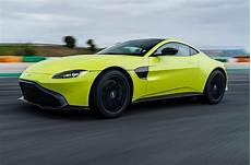 Aston Martin Vantage News Ladder