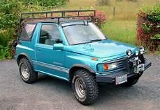 Suzuki Sidekick Roof Rack by Suzuki Sidekick 0 To 60 In 5 2 Vehicles 4x4 Offroad