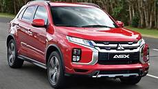 mitsubishi de 2020 mitsubishi asx 2019 facelift revealed car news carsguide