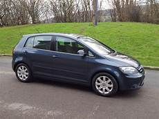 2008 vw golf plus 1 9 tdi sport 5 door hatchback