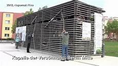 kapelle der versöhnung berlin glockengel 228 ute der kapelle der vers 246 hnung berlin mitte