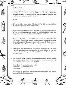 fraction problem solving worksheet for grade 5 4239 prufrock press c fraction solving exciting word problems using fractions grades 4 6