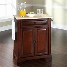crosley furniture kitchen island crosley furniture brown craftsman kitchen island at lowes