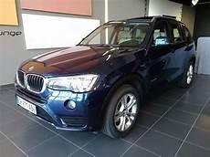occasion bmw x3 bmw x3 occasion diesel bleu 2014 brest bretagne f25 lci