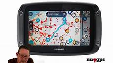review tomtom rider 550 mrgps