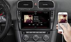 9 Mobile Media System For Volkswagen Golf 6 Featuring