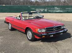 1988 Mercedes 560 Sl Roadster For Sale 81241 Mcg