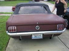 1964 1/2 MUSTANG CONVERTIBLE D CODE BARN FIND  Classic
