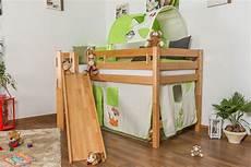 kinderbetten mit rutsche steiner shopping kinderbett mit rutsche aus buchenholz