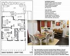 beautiful modern family dunphy house floor plan new home