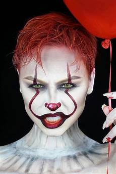 Horror Clown Schminken - 42 newest makeup ideas to complete your look