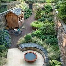 Schmaler Garten Gestalten - how to handle a narrow garden and style the
