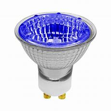 halogen gu10 halogen gu10 50mm colour 50w blue mr resistor lighting