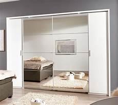 Schlafzimmerschrank Mit Spiegel - wei 223 er spiegel kleiderschrank mit schiebe dreht 252 ren