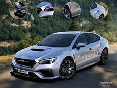 2020 subaru wrx top speed