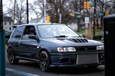 The Fast One 90s Nissan Pulsar Gti R Awesomecarmods