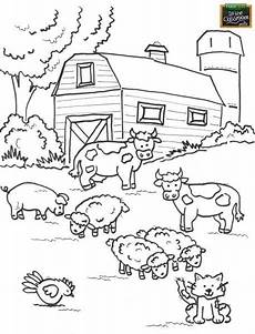 farm animals coloring pages to print 17173 teach your students about different farm animals free teaching tool printable coloring