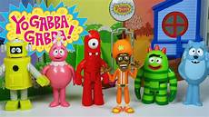 go gabba gabba yo gabba gabba yo gabba gabba toys quot get their
