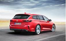 New Opel Insignia Gsi Sports Tourer Breaks Cover With