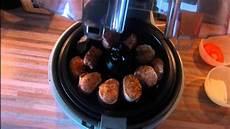 Tefal Actifry 2in1 Schweinefilet Mit Kartoffelw 252 Rfel