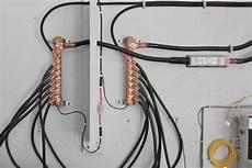 12v led lights installation offgridcabin