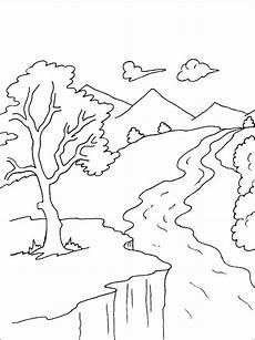 easy nature coloring pages 16364 river coloring page coloring pages with images coloring pages nature abstract coloring